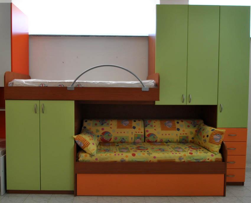 Vendita camerette camere ragazzi bimbi mobili patriarca for Mobili cucine teramo