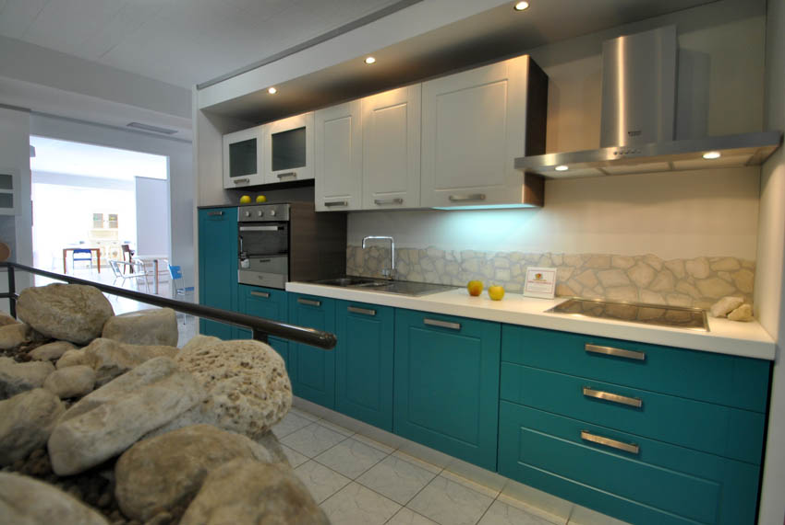 Cucine mobili affordable cucine classiche claudia with cucine mobili great ged cucine mobili - Mobili cucina su misura ...